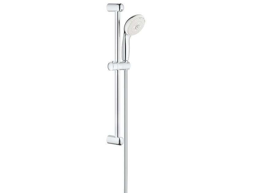 Shower wallbar with hand shower with hose NEW TEMPESTA CLASSIC 27644001 | Shower wallbar by Grohe