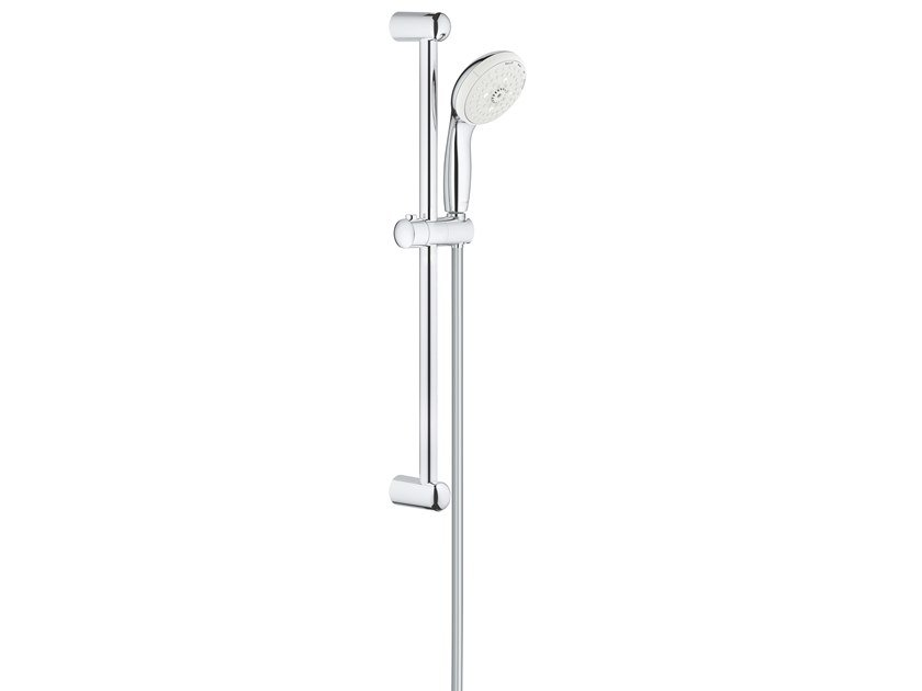 Shower wallbar with hand shower with hose NEW TEMPESTA CLASSIC 27645001 | Shower wallbar by Grohe