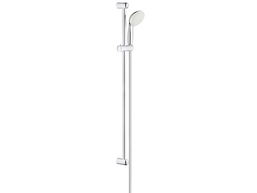 Shower wallbar with hand shower with hose NEW TEMPESTA CLASSIC 27925001 | Shower wallbar by Grohe