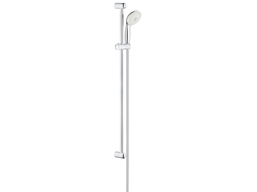 Shower wallbar with hand shower with hose NEW TEMPESTA CLASSIC 28789002 | Shower wallbar by Grohe