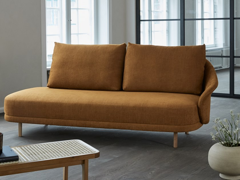 New Wave 2 Seater Sofa By Norr11 Design Tommy Hyldahl Kristian