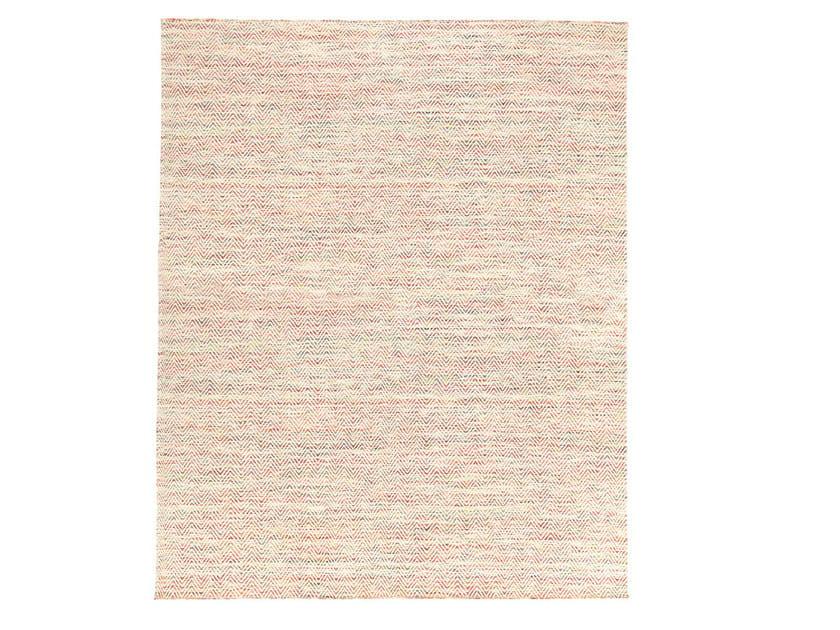 Handmade wool rug NEW WAVE VOL. I by miinu