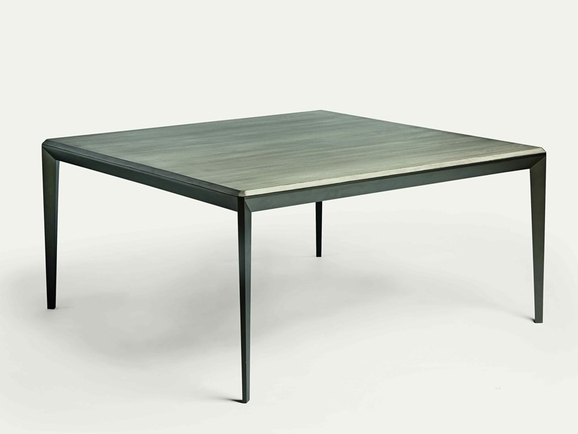 Square wooden table NEW YORK | Square table by Shake