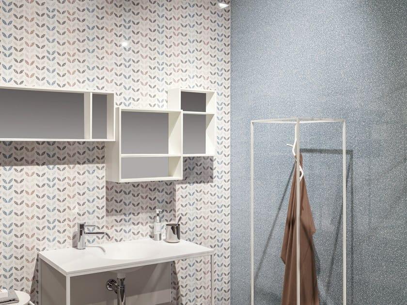 White-paste wall tiles NEWDOT AZURE by CERAMICA SANT'AGOSTINO