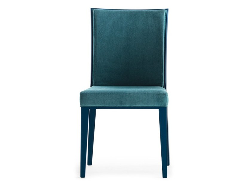 Upholstered chair NEWPORT 01811 by Montbel