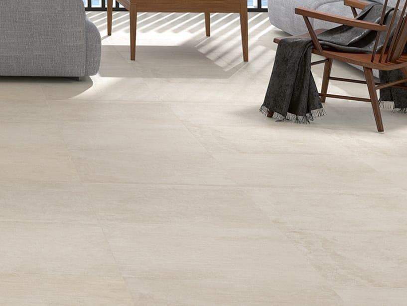 Wall/floor tiles with concrete effect NEWPORT BEIGE by Venis
