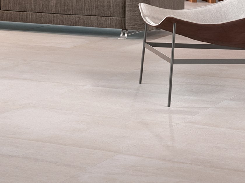 Wall/floor tiles with concrete effect NEWPORT NATURAL by Venis