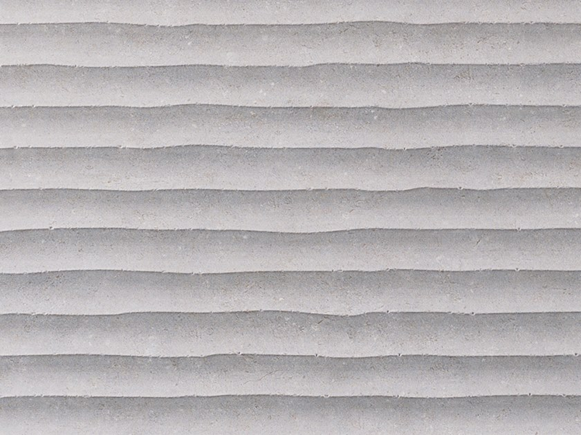 3D Wall Cladding with concrete effect OLD GRAY by Venis