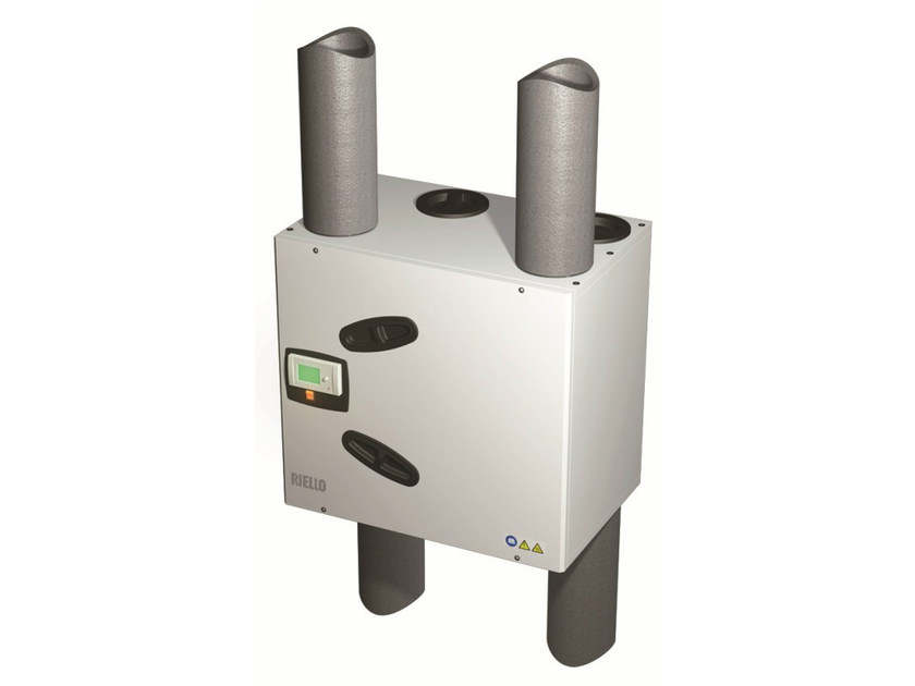 Mechanical forced ventilation system NexAir 400-600 by RIELLO