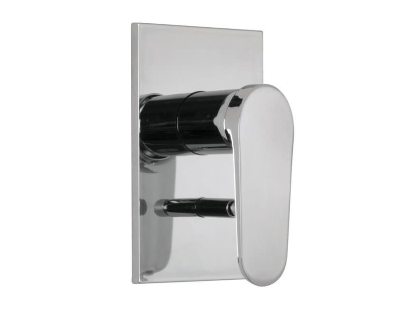 Wall-mounted remote control tap NEXT F3949X2 | Remote control tap by FIMA Carlo Frattini