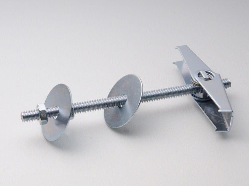 Sistema di ancoraggio in acciaio a soffitto NF27   Sistema di ancoraggio by AKIFIX