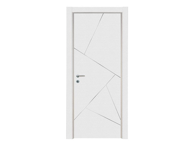 Hinged lacquered door NGL 04 by NUSCO