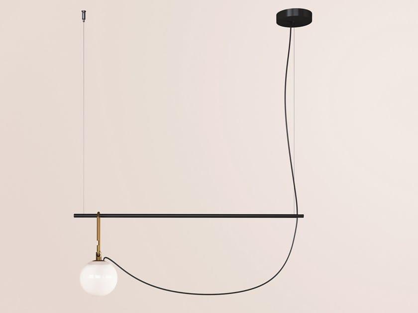 LED direct light pendant lamp NH1217 | Pendant lamp by Artemide