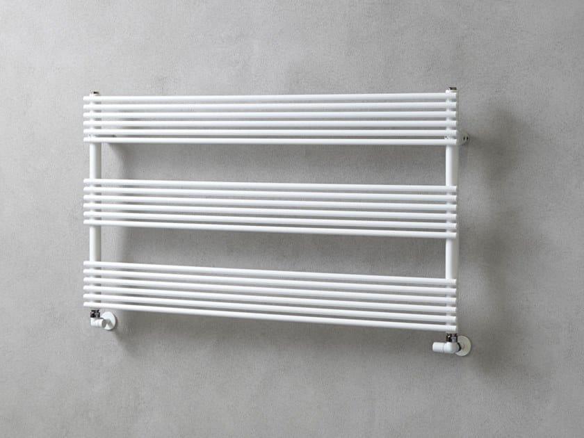 Carbon Steel Towel Warmer Nibbio Bagno