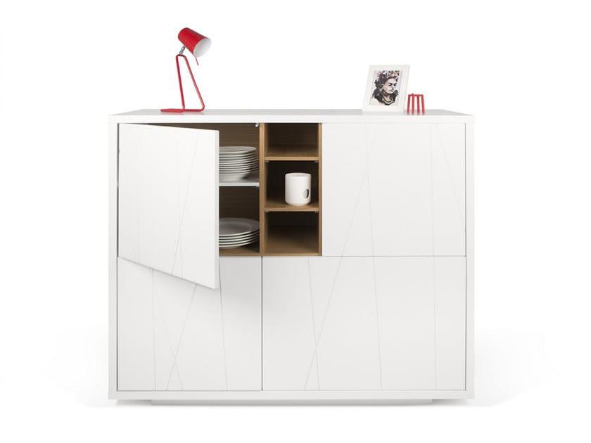 Credenza Con Ante : Niche credenza collezione by temahome design nuno rosa