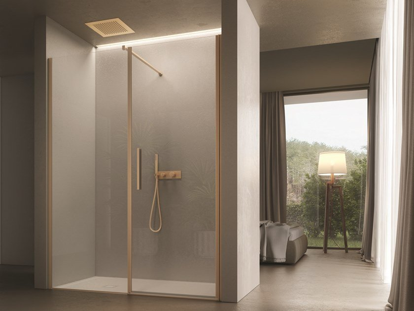 LUCE | Box doccia a nicchia