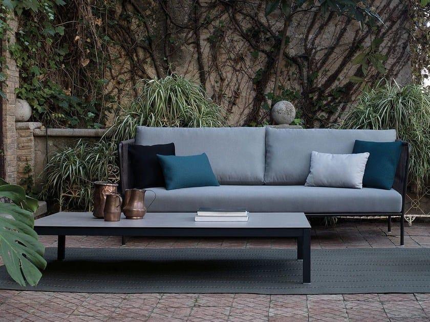 3 seater polyester sofa NIDO   3 seater sofa by EXPORMIM