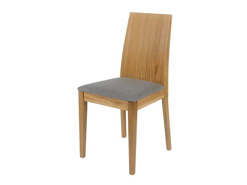 Wooden chair NIEMI by Woodman