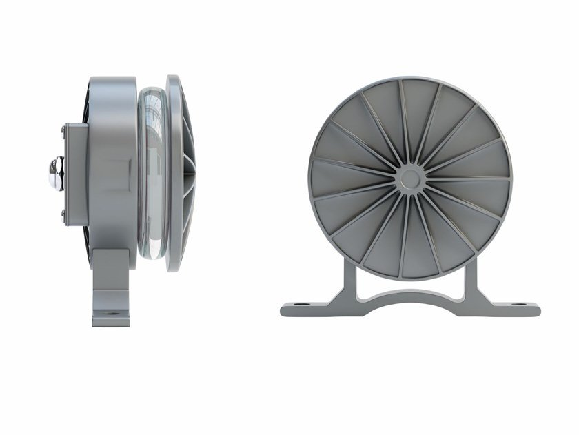 Proiettore per esterno a LED in alluminio NIK by BENEITO FAURE