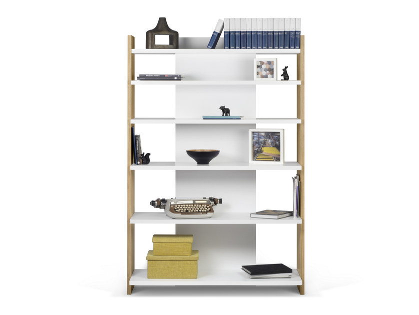 Open freestanding shelving unit NIKO by TemaHome