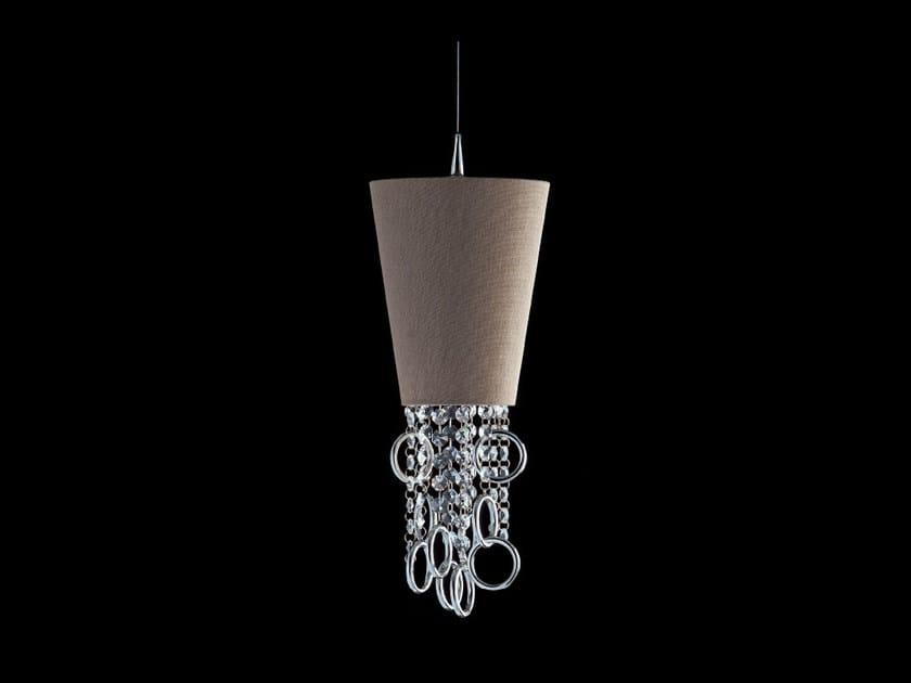 Metal pendant lamp NINA   Pendant lamp by Aiardini