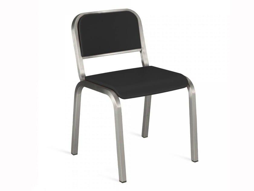 Sedia impilabile in alluminio NINE-O™ | Sedia by Emeco