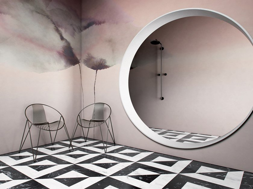 GlamFusion™ wallpaper NINFEA by GLAMORA