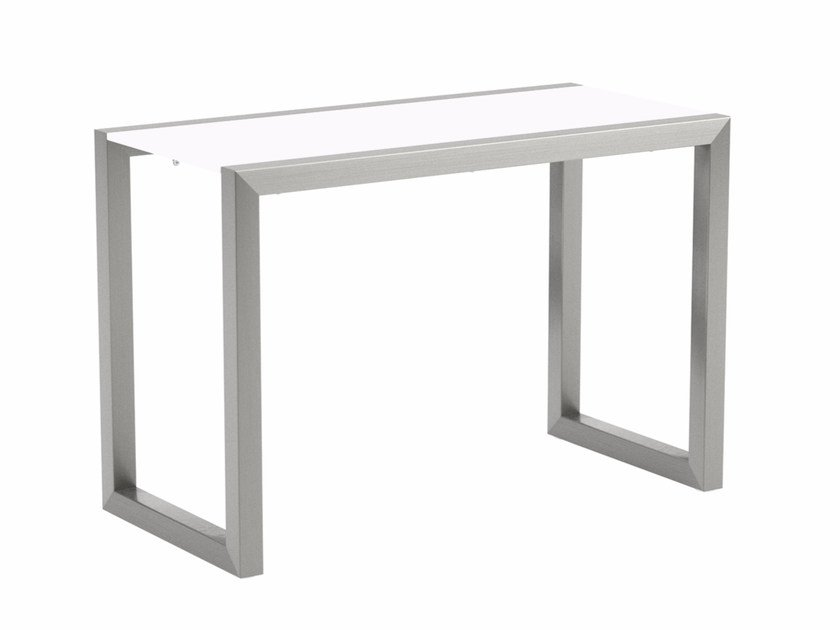 Rectangular garden side table NINIX LOUNGE | Coffee table by Royal Botania