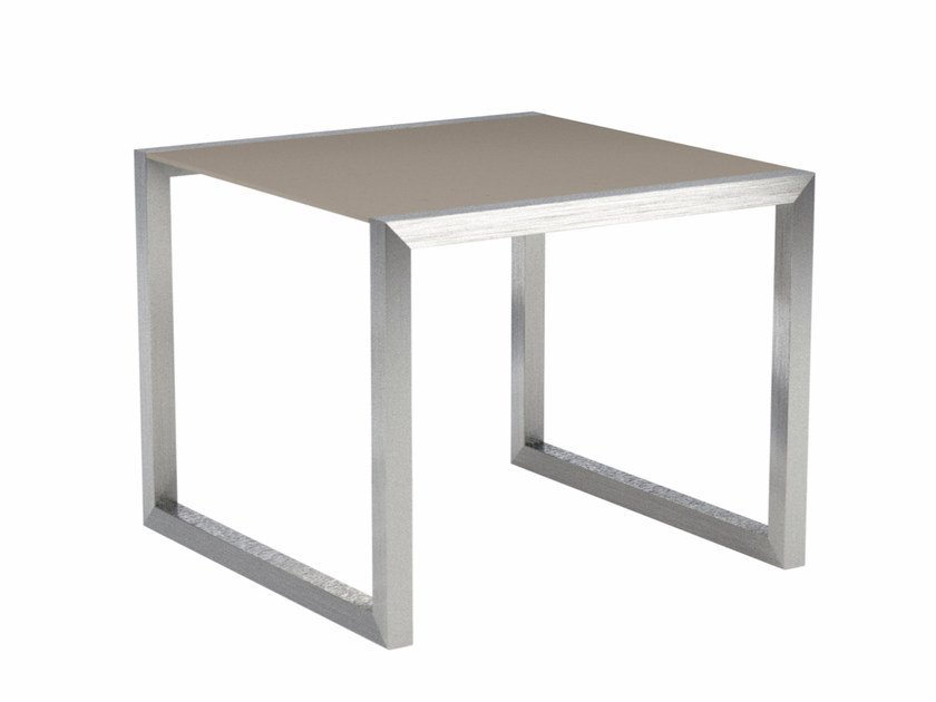 Square garden table NINIX | Square table by ROYAL BOTANIA