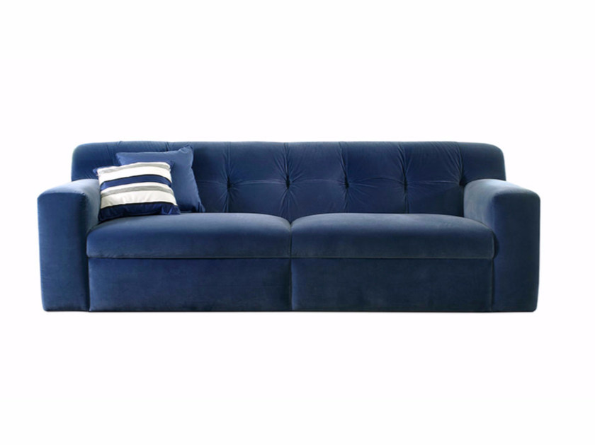 Upholstered fabric sofa NINO by SOFTHOUSE