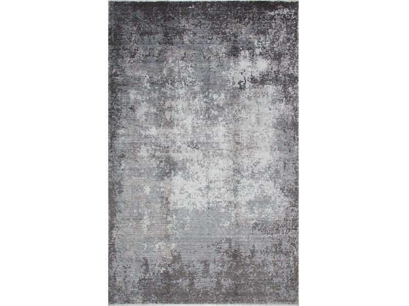 Handmade rectangular rug NIRVANA TB 02 by EBRU