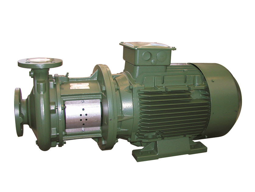 Standardised centrifugal pump NKM-G NKP-G By Dab Pumps