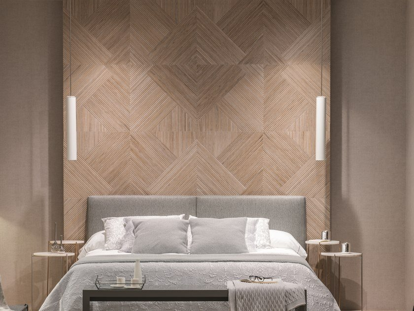 Ceramic wall tiles with wood effect NOA by Venis