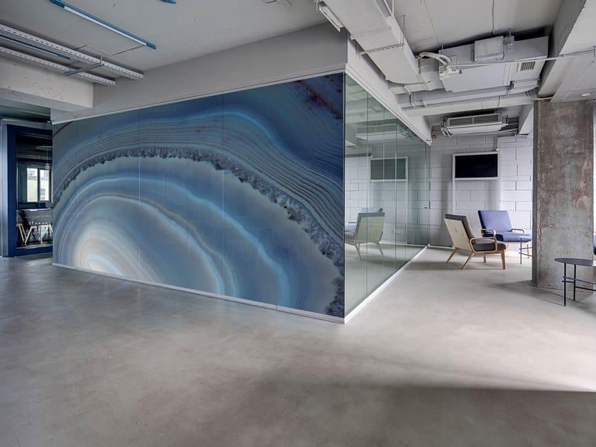 Pannello decorativo in resina NOAH by Tecnografica
