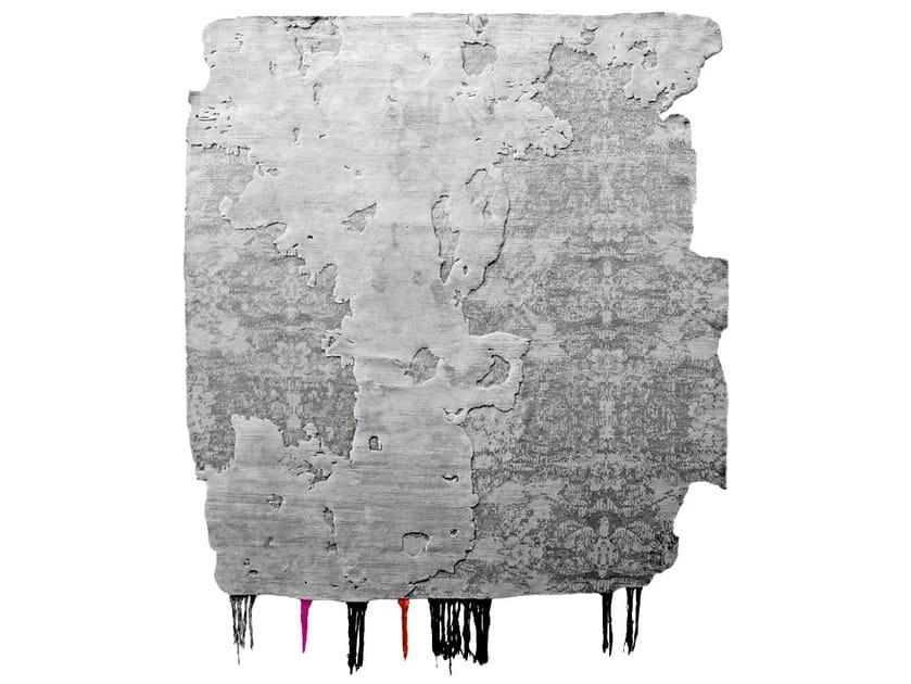 Handmade rug NOBU CULTURE EDITION by HENZEL STUDIO