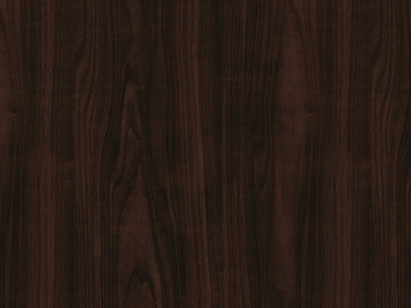 Self adhesive plastic furniture foil with wood effect WALNUT OPAQUE by Artesive