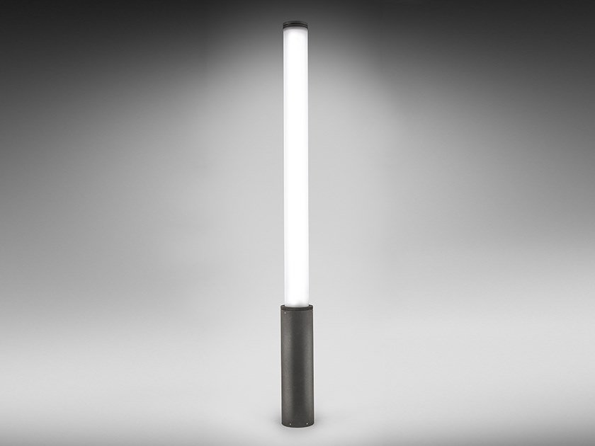 LED aluminium garden lamp post NOMAD 1 by BEL-LIGHTING