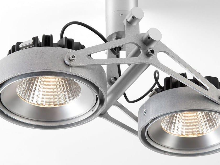 Soffitto Nomad Lighting Orientabile Modular Faretto A 111 Instruments SUzMpV
