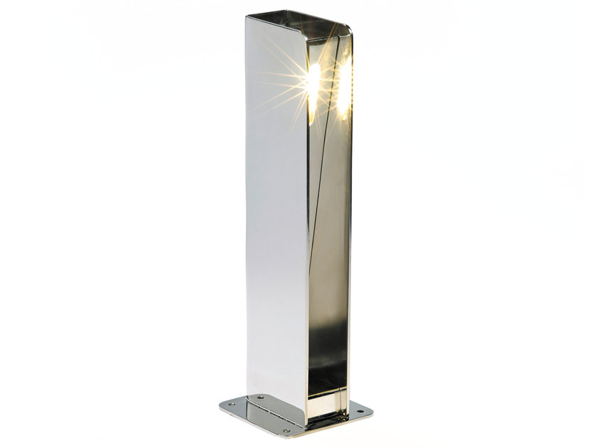 Stainless steel bollard light NON-SIDE by ROYAL BOTANIA