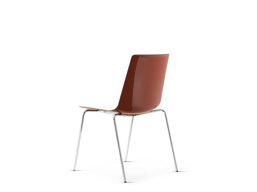 Chair NOOI | Restaurant chair by Wiesner-Hager