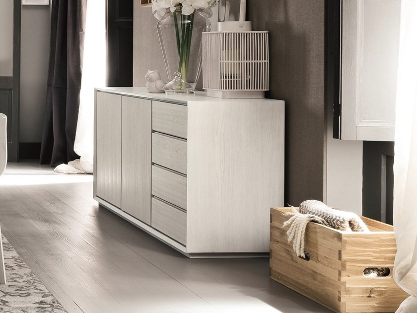 Oak sideboard with drawers NOOK | Sideboard with drawers by AltaCorte