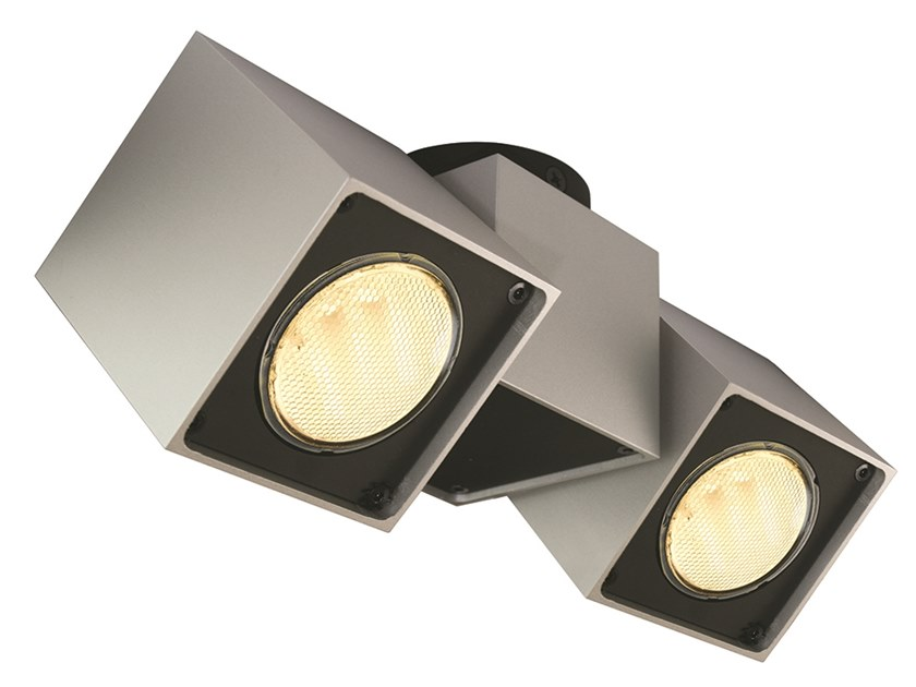 Terzo 12 Alluminio Nopsis Faretto Soffitto In Light Orientabile A yY76gvIbf