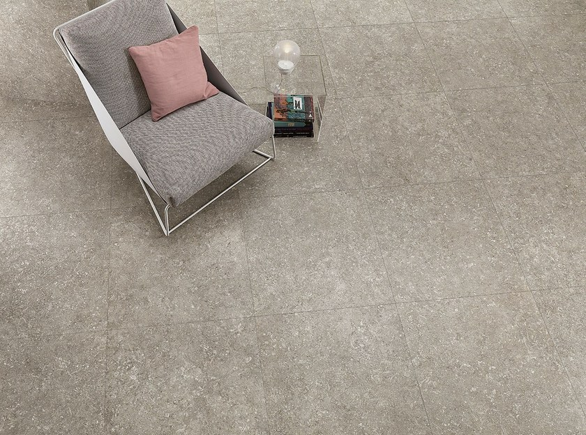 Frost proof porcelain stoneware flooring with stone effect NORD | Flooring by FAP ceramiche