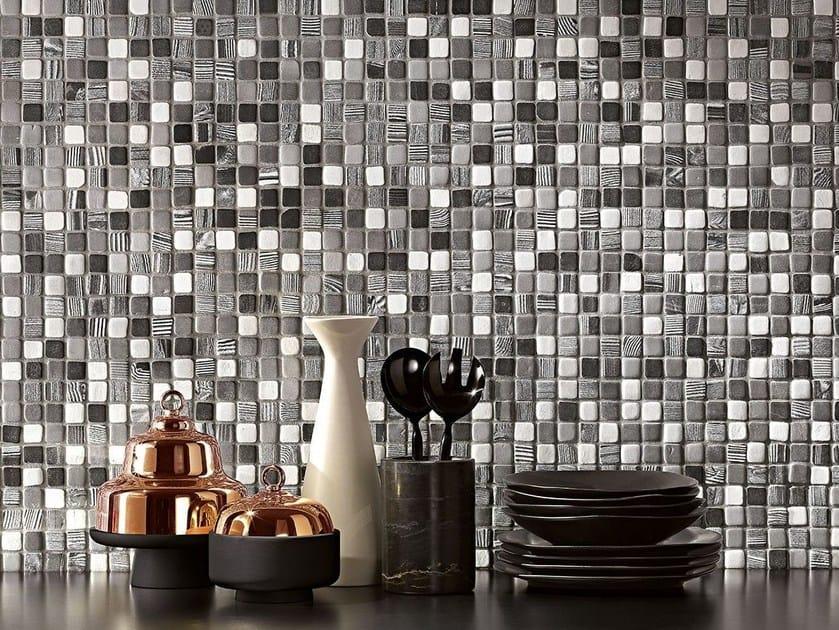 Porcelain stoneware mosaic NORD | Mosaic by FAP ceramiche
