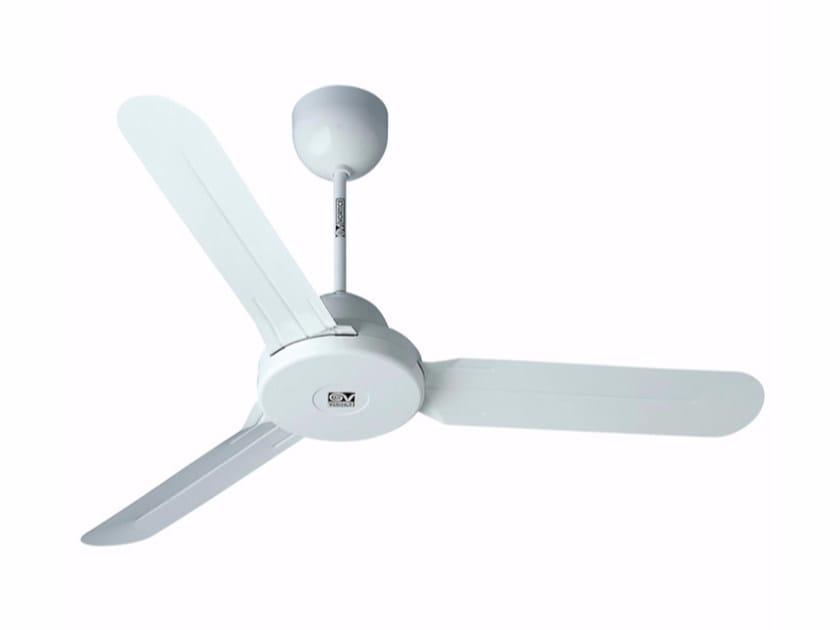 Ventilatori da soffitto silenziosi per rinfrescare qualsiasi ambiente