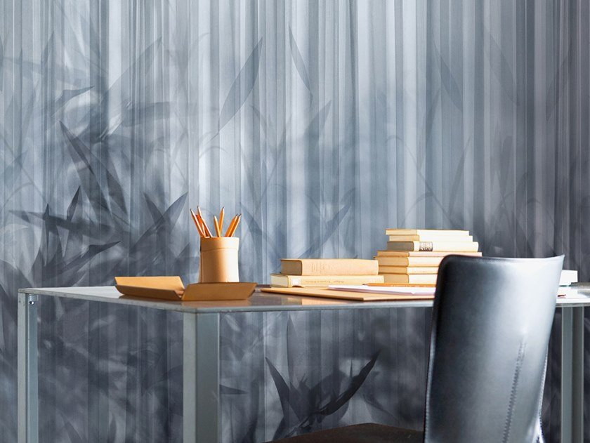 Ecological washable PVC free wallpaper NOREN by Wallpepper