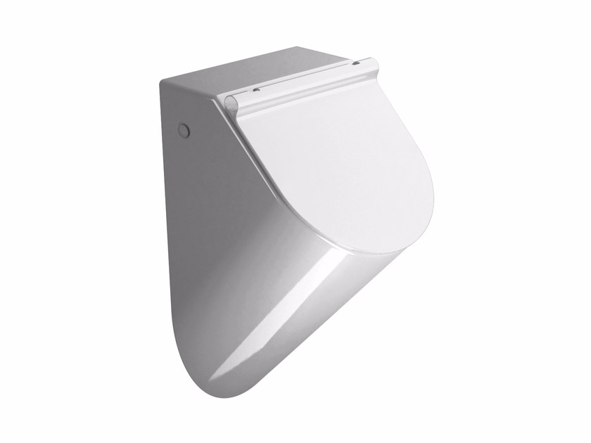 Suspended Urinal NORM 35   Urinal by GSI ceramica