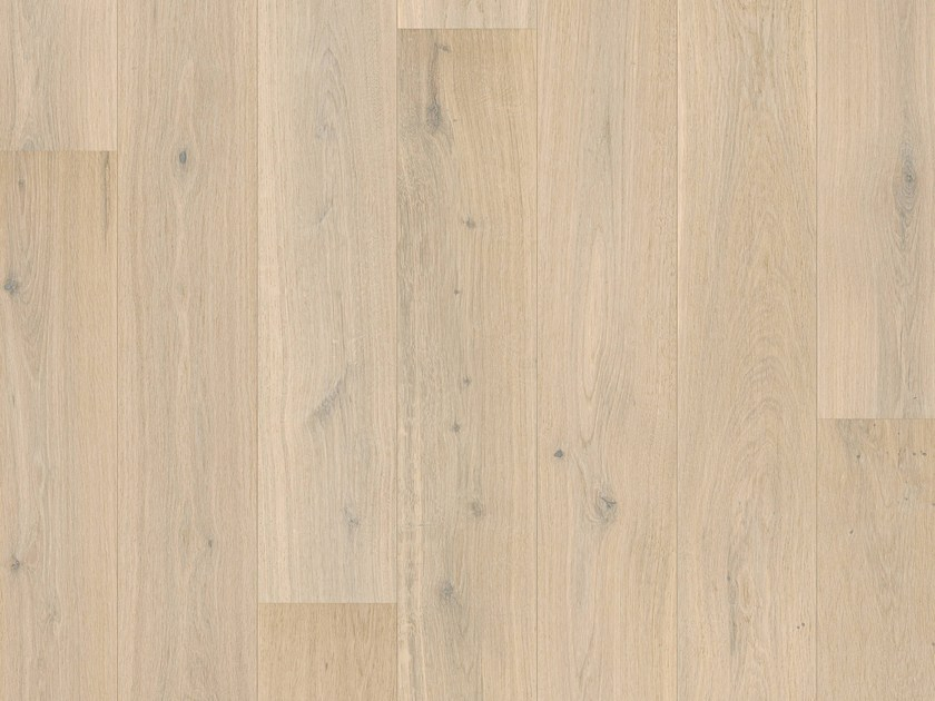 Brushed Oak Parquet Northern Light Oak Lofoten Collection
