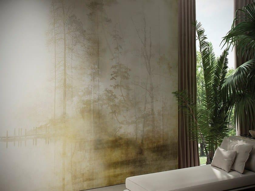Landscape wallpaper NOSTALGIE by GLAMORA