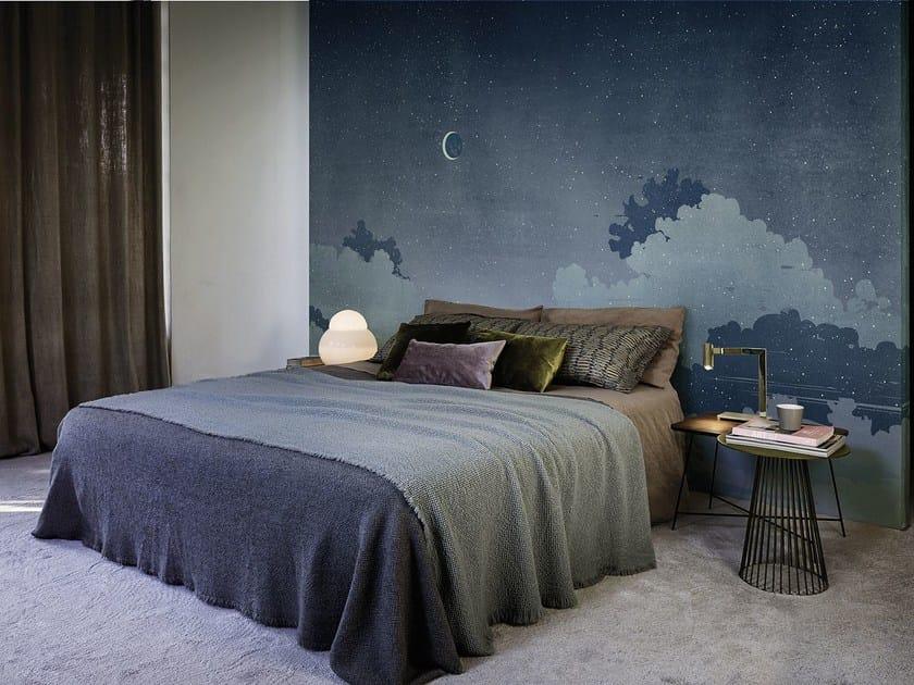 Wallpaper NOTTURNO BLU by Wall&decò